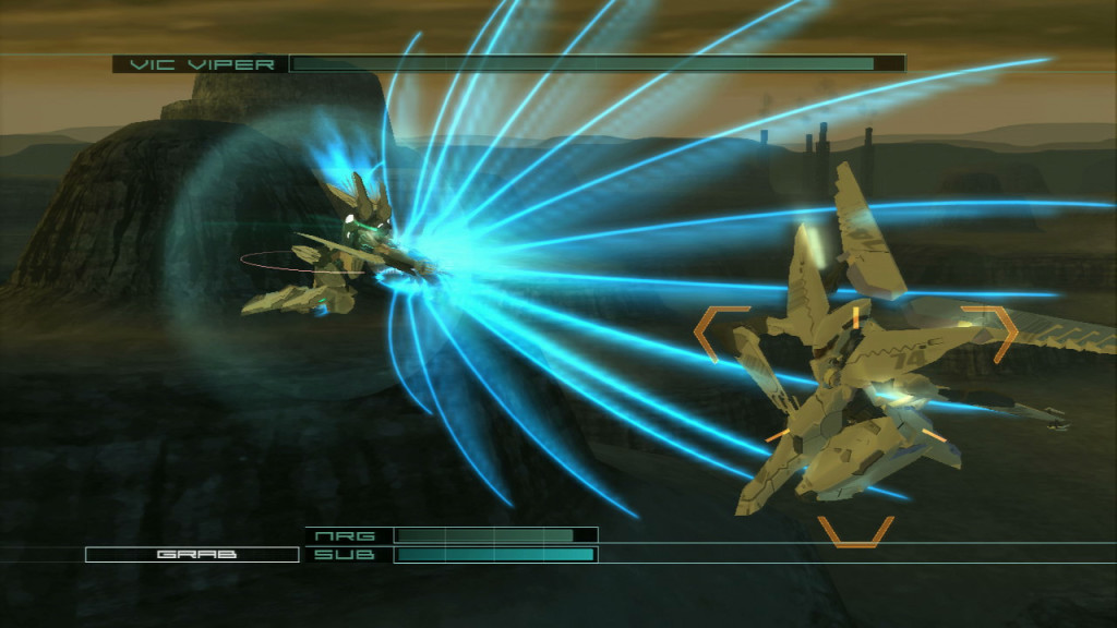 Zone of the Enders The 2nd Runner HD Edition (4)