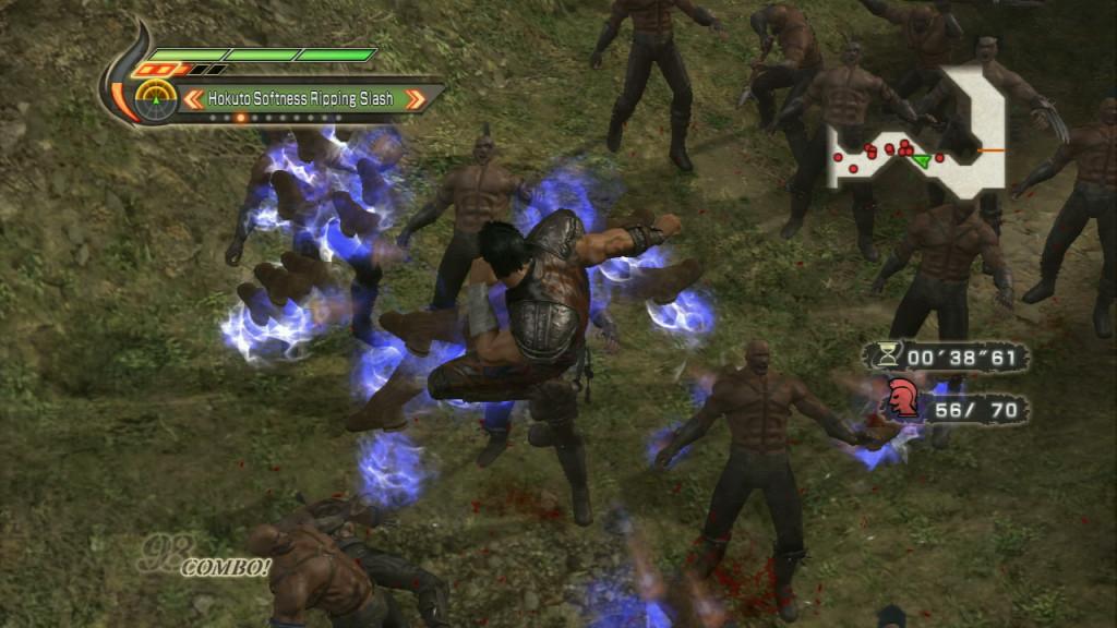 Fist of the North Star Ken's Rage 2 (7)