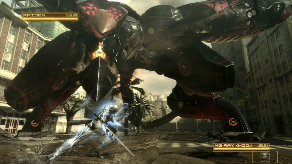 Metal Gear Rising Revengeance (3)