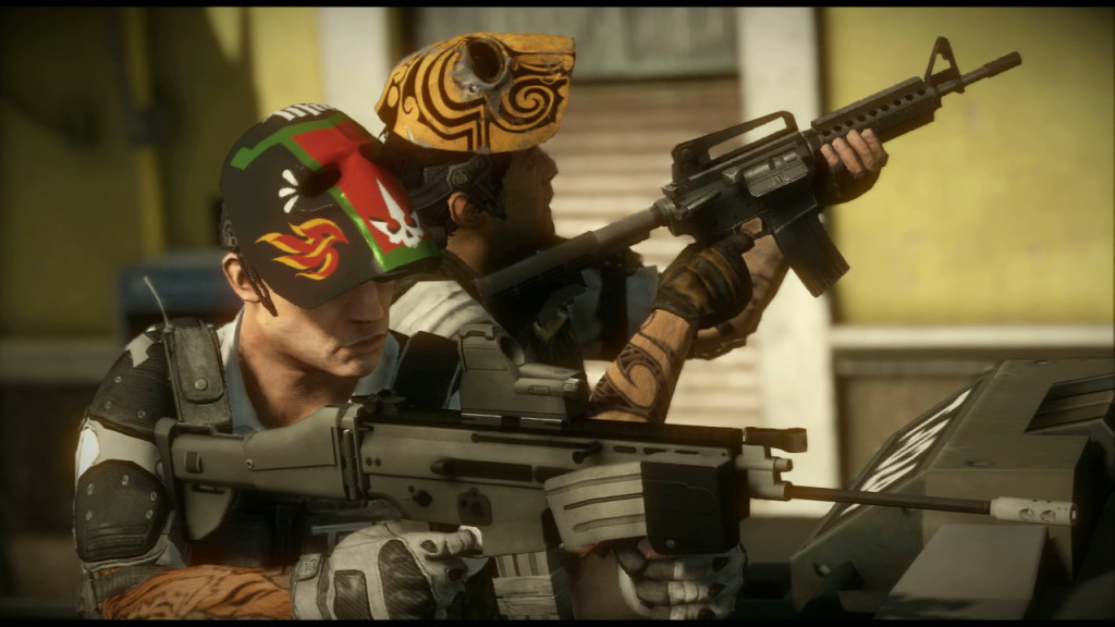 Army of Two The Devil's Cartel (16)
