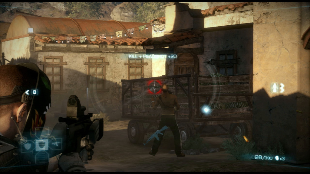 Army of Two The Devil's Cartel (4)