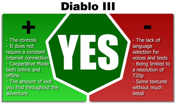 Diablo III - English