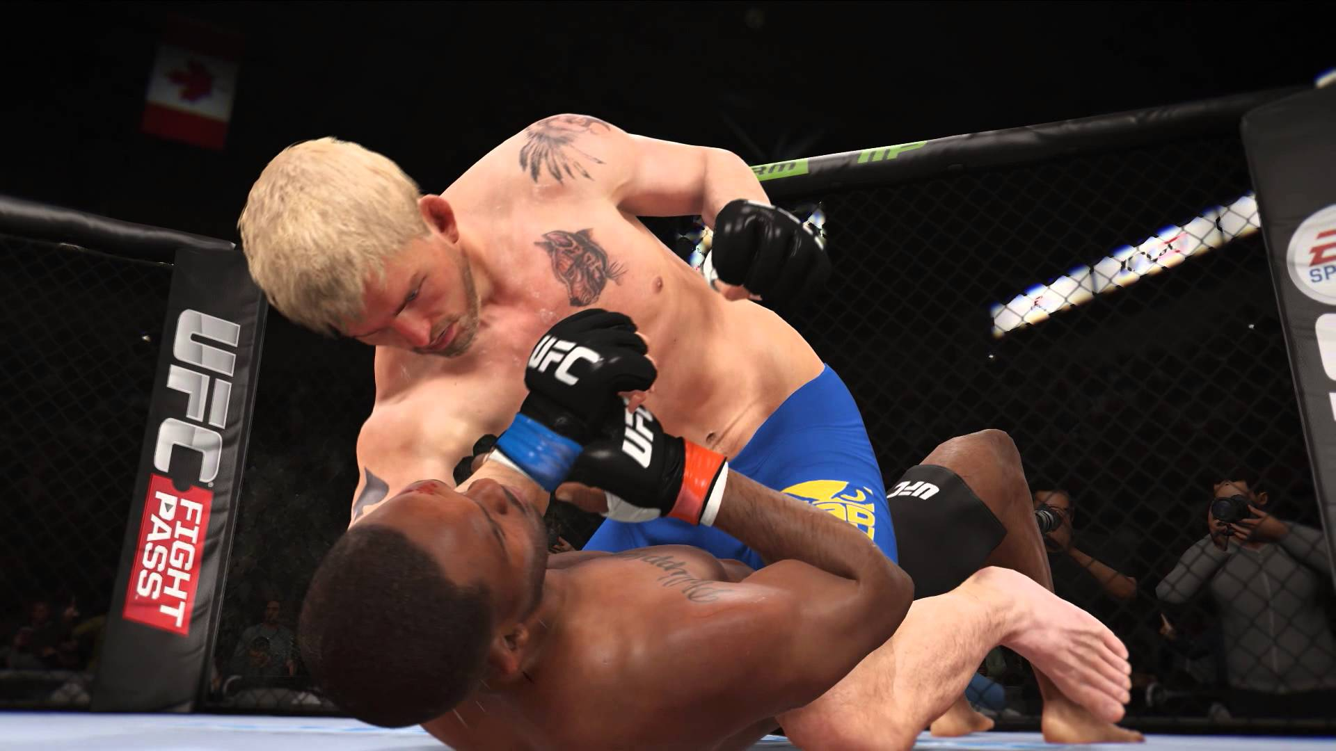 EA Sports UFC (9)