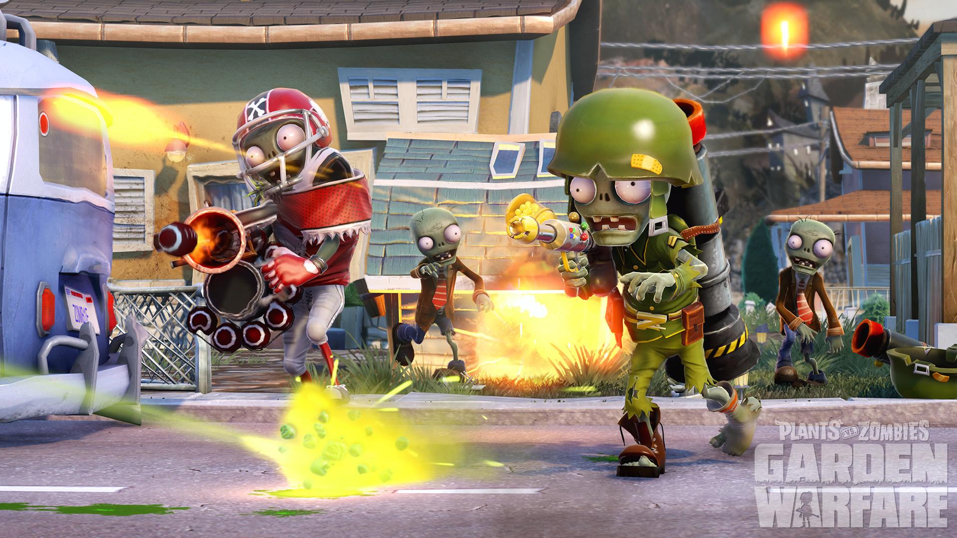 Plants vs. Zombies Garden Warfare (3)