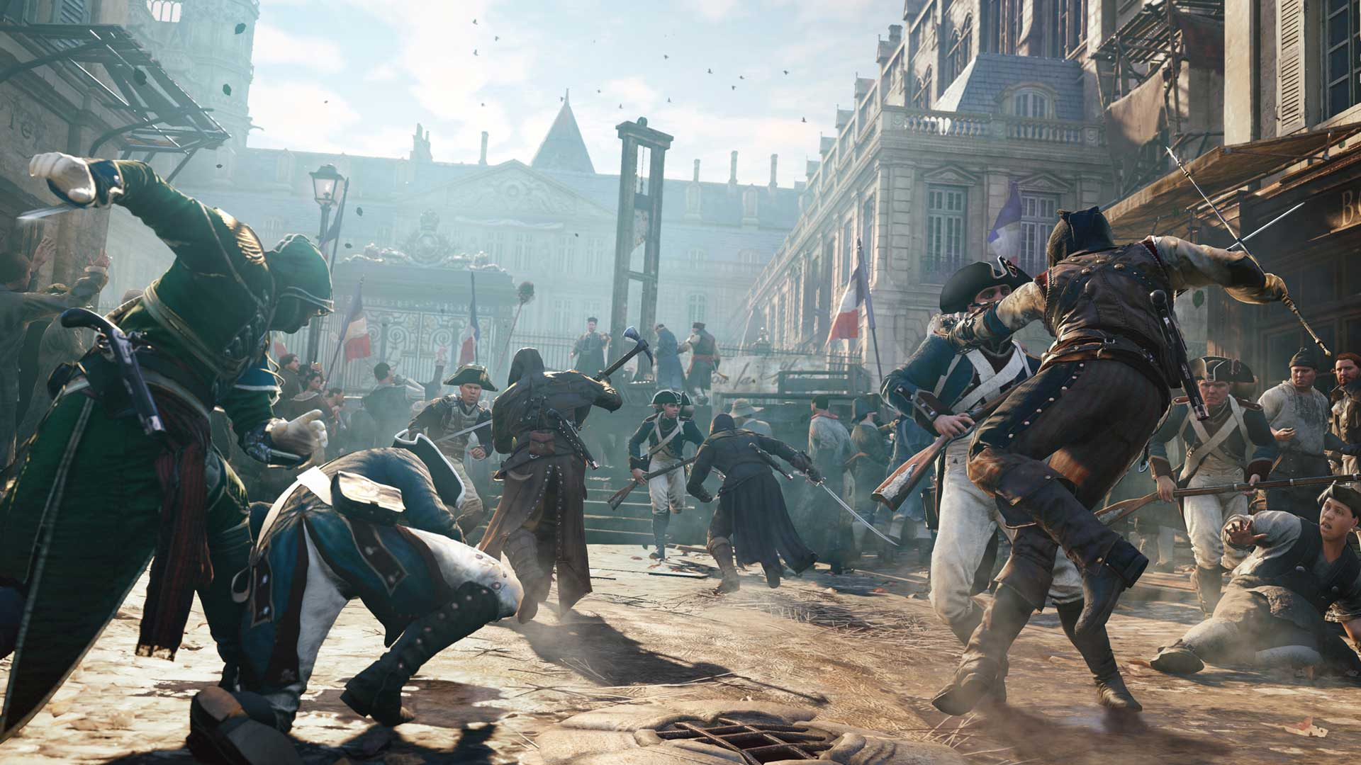 Assassin's Creed Unity (8)