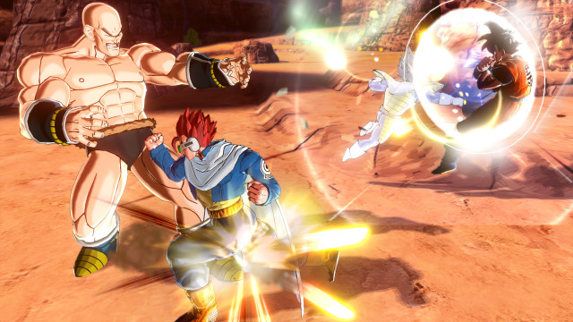 Dragon Ball XenoVerse (3)