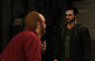 Grand Theft Auto V - Fleeca Bank