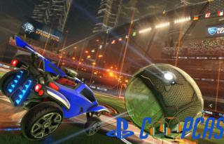 Coopcast - Rocket League